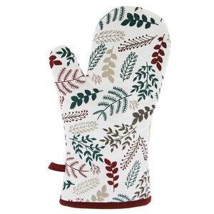 Winter Foilage Single Oven Glove
