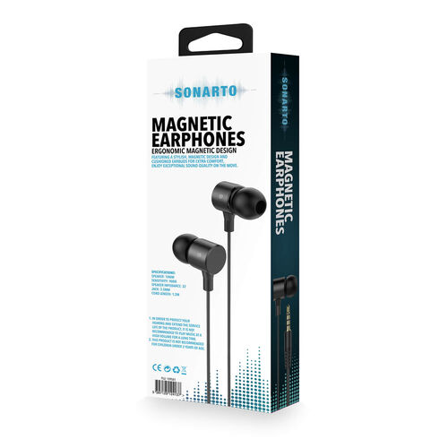 Sonarto Magnetic Earphones