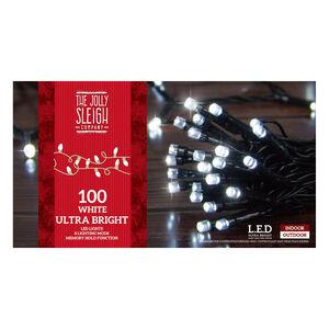 100 Ultra Bright LED Chaser Lights White