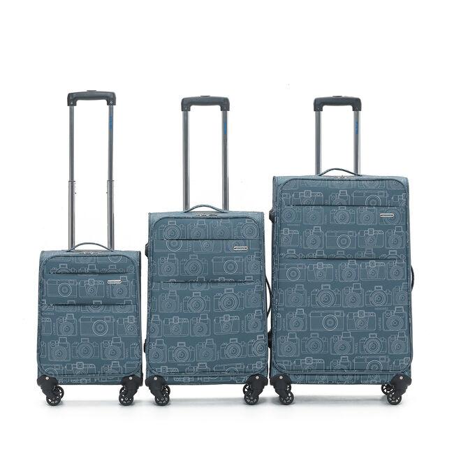 Cabin Size Memories Lightweight Suitcase