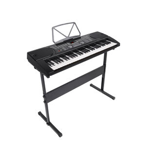 Electronic 128 Tone Keyboard with Stand
