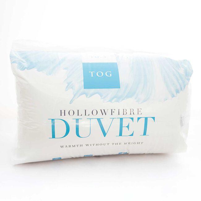Hollowfibre Duvet Double