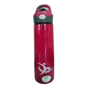 Bodytech Red Water Bottle 700ml