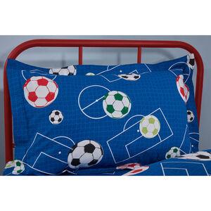 Football Frenzy Oxford Pillowcase Pair