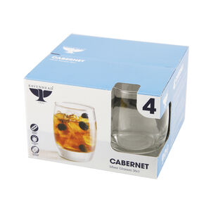 Cabernet Mixers 4 Pack