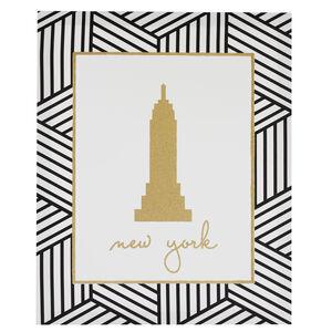 Travelgold Icon NY 40cm x 50cm