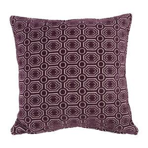 Gramercy Purple Cushion 45cm x 45cm