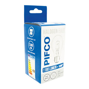 Pifco Halogen 70W Bulb (GLS BC)