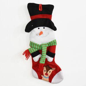 Novelty Christmas Snowman Stocking