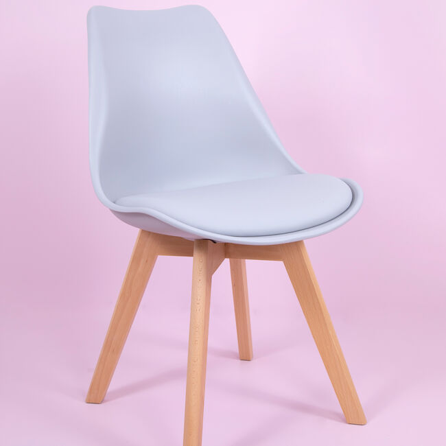 Aletta Grey Dining Chair