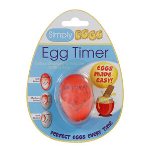 Simply Egg Colour Changing Egg Timer