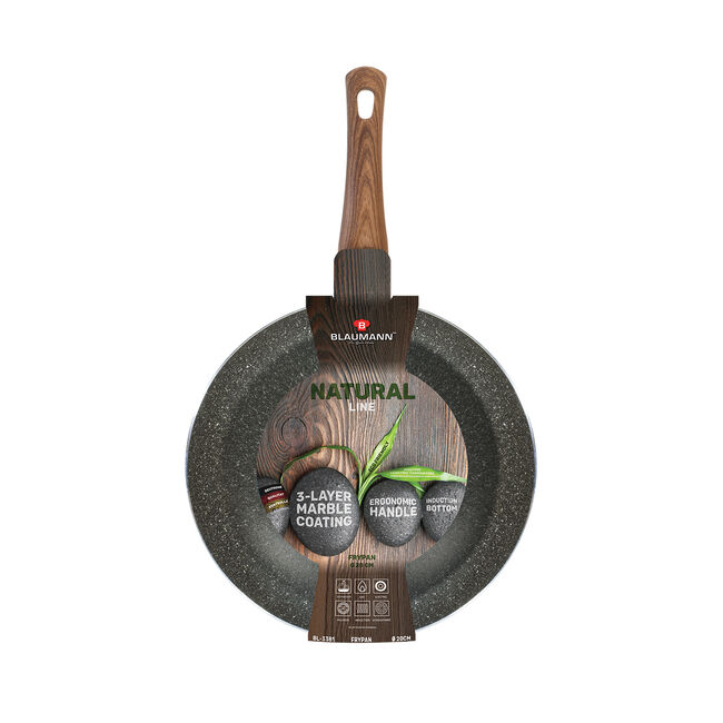 Berlinger Haus Natural Line Frying Pan - 20cm