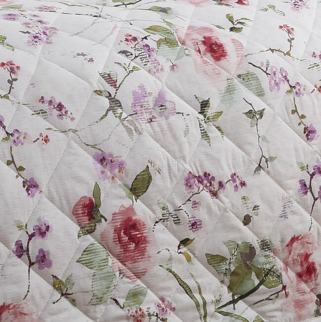 Maggie Bedspread 200x220cm - Pink