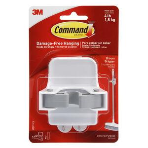 Command 1Pk  Broom Gripper