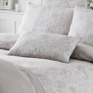 Joanne Silver Cushion 30cm x 50