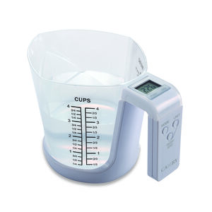 Camry White Electronic Measuring Jug