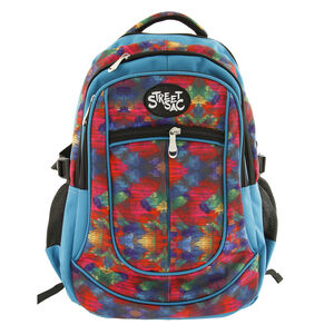 StreetSac Disco Multi Schoolbag