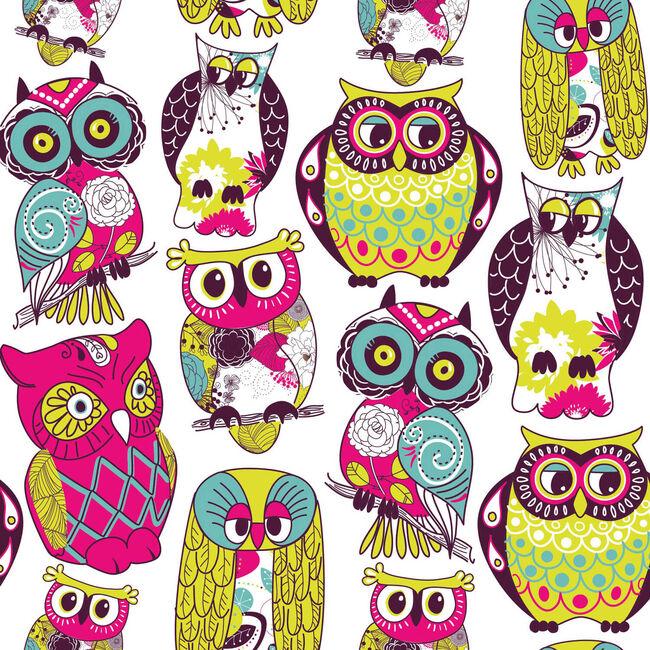 Owl Napkins 20 Pack