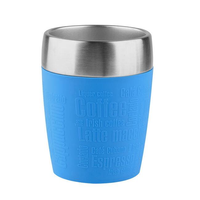 Tefal Travel Cup 200ml - Blue