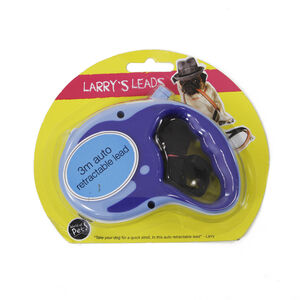 Larry's Leads Auto Retractable Dog Lead