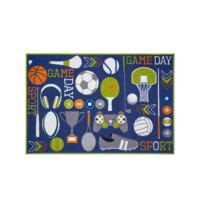 Game Day Childrens Floormat