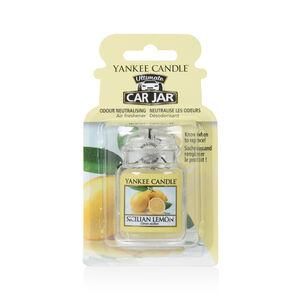 Yankee Candle Sicilian Lemon Ultimate Car Jar