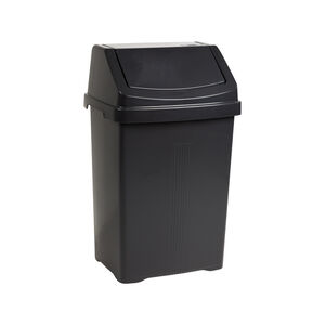 Casa Midnight Swing Bin 25L