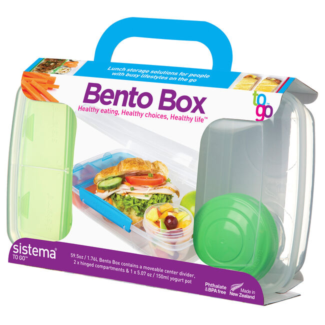 Sistema Bento 1.76L Box To Go
