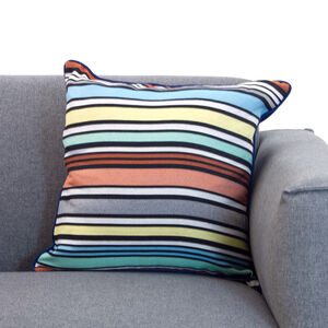 Tribe Stripe Cushion 45x45cm