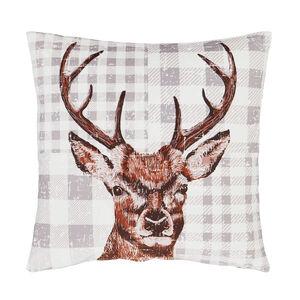Stag Cushion 45cm x 45cm