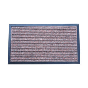 Esteem Stripe Brown Door Mat 40cm x 70cm