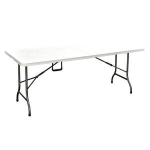 White Folding Table 1.8m