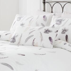 Denise Blush/Grey Cushion 30cm x 50cm