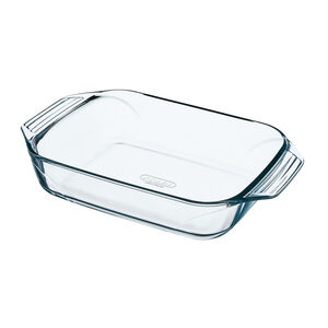 Pyrex Optimum Oblong Roaster 35cm x 23cm