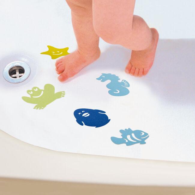 Non-Slip Bath Tub Appliques 10 Pack