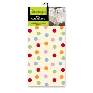 Spots Large Tablecloth 178cm x 229cm