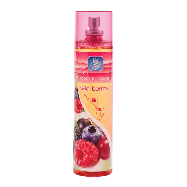 PAN AROMA Wild Berries 200ml Room Spray