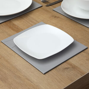 ABNEY & CROFT WHITE Square Salad Plate