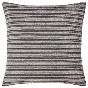 Harry Stripe Grey 45x45 Cushion