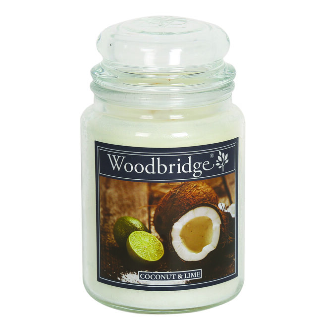 Woodbridge Coconut & Lime Large Jar