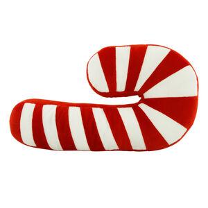 Candy Cane Cushion 40cm