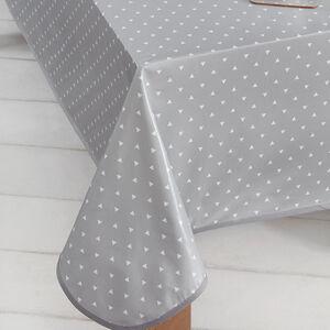 Logic Grey Table Cloth 160 cm x 230 cm