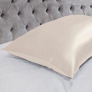 Silk Pillowcase - Ivory