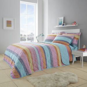 Poppy Bedspread 200x220cm - Multi