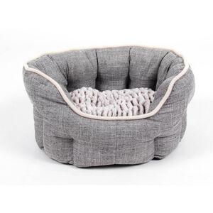 Soft Plush Medium Pet Bed