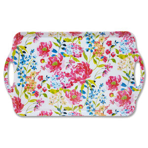 Floral Romance Large Tray