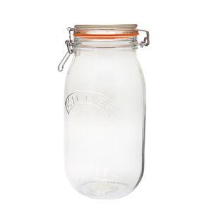 Kilner Round Clip Top Jar 2L
