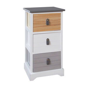 Carolina 3 Drawer Unit