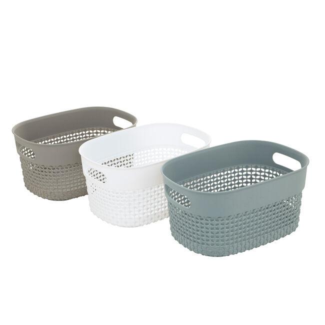 DOT Storage Basket 3.5L - Midnight