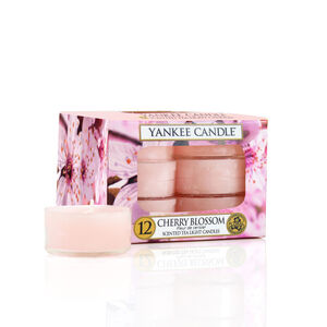 Yankee Candle Cherry Blossom Tea Lights